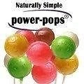 Power Pops 'Assorted Flavors' Weight Loss Lollipops with Hoodia by Fun Unlimited Inc. - 30 Count