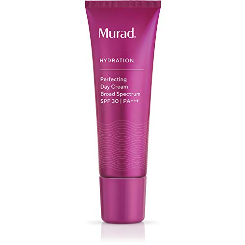 Murad Hydration Perfecting Day Cream Broad Spectrum SPF 30 - Rich, Lightweight Moisturizer for Face with SPF - Anti-Aging Face Cream with SPF 30, 1.7 Fl Oz