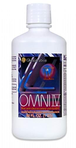 Omni IV with Glucosamine and Co-Q10, 32 oz