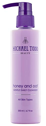 Michael Todd Honey and Oat Gentle Daily Cleanser, 6.7 Fl Oz