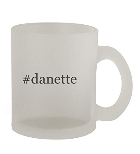 #danette - 10oz Hashtag Frosted Coffee Mug Cup, Frosted