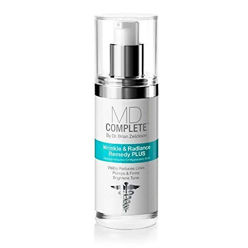 MD Complete Wrinkle & Radiance Remedy PLUS Anti Aging Face Cream with Retinol