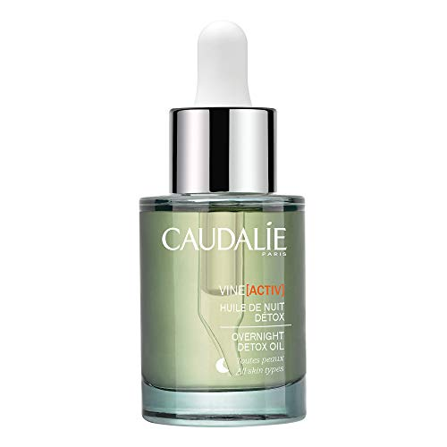 Caudalie VineActiv Organic Overnight Detox Oil, 1 Ounce