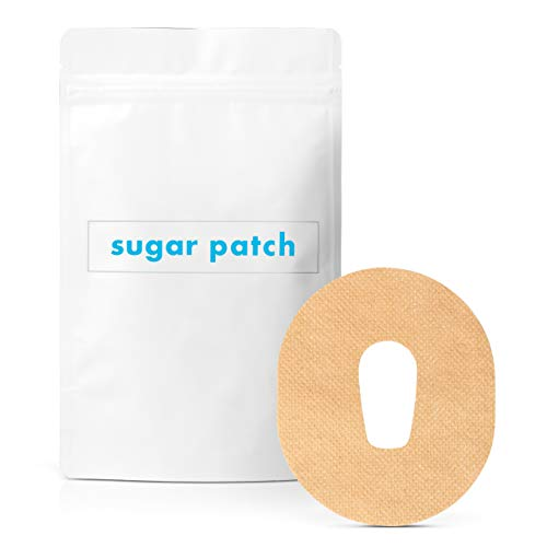 My Sugar Patch Waterproof Adhesive Patch for Dexcom G6 – Pack of 30