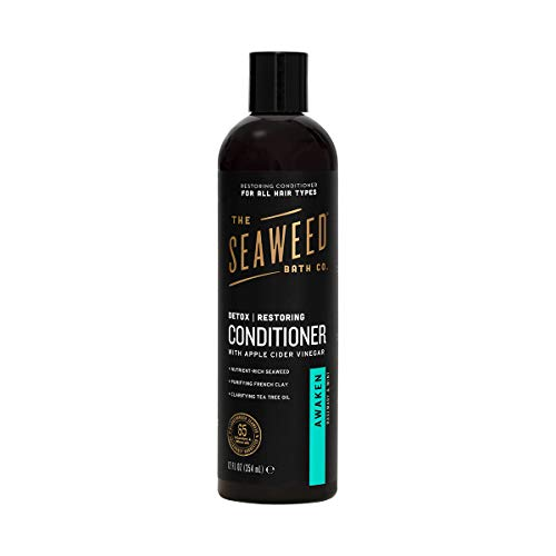 The Seaweed Bath Co. detox restoring conditioner, 12 Fluid Ounce