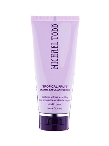Michael Todd True Organics Banana Pineapple Enzyme Exfoliate, 3.4 Fl Oz