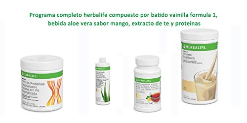HERBALIFE Aloe Tea Shake Protein QUICK COMBO CHOOSE FLAVOR