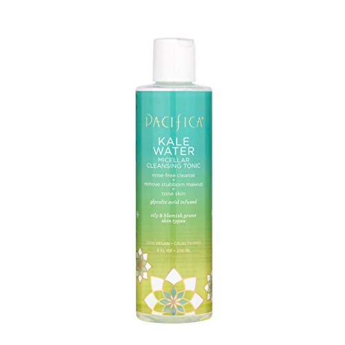 Pacifica Kale Water Micellar Cleansing Tonic, 8 Fl. Oz