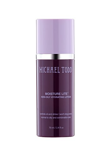 Michael Todd True Organics Moisture Lite Non-Oily Hydrating Lotion, 2.4 Fl Oz
