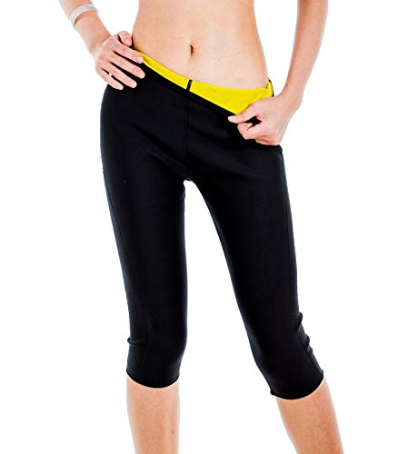 Valentina Womens Slimming Pants Hot Thermo Neoprene Sweat Sauna Body Shapers