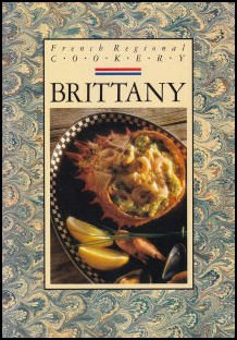 French Regional Cookbook: Brittany