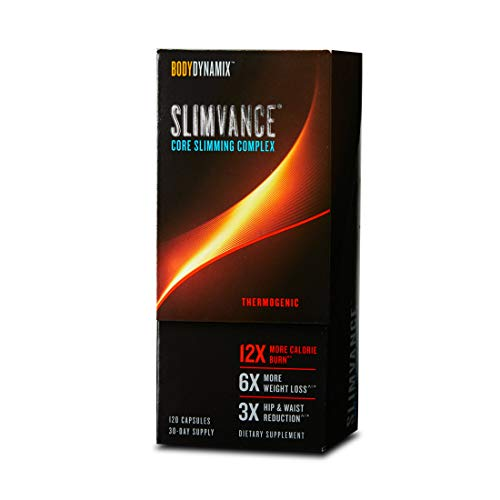BodyDynamix Slimvance Thermogenic, 30 Day Supply