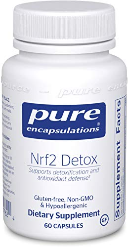 Pure Encapsulations - Nrf2 Detox - Nrf2 and Detoxification Support* - 60 Capsules