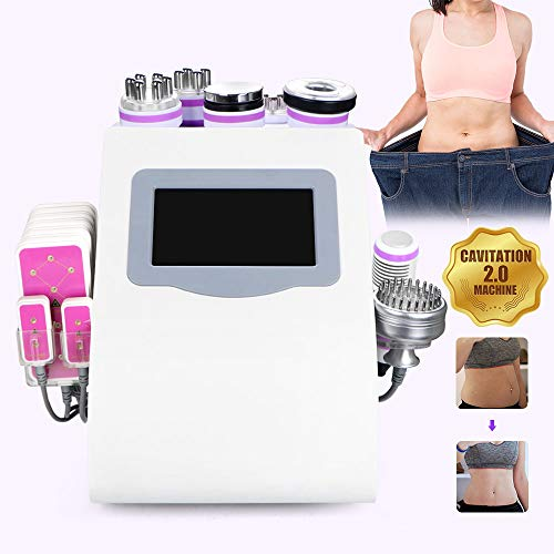 9 in 1 RF RF Face & Body Slimming & Shaping Treatment Device Machine [US Based Tech Support & Warranty]