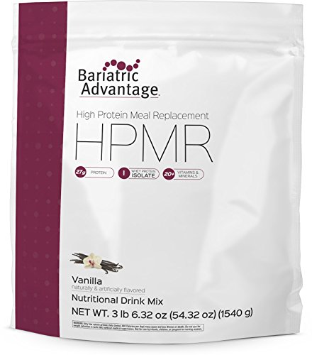 Bariatric Advantage - Meal Replacements Vanilla, 35 Serving Bag