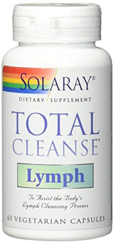 Solaray Total Cleanse Lymph VCapsules, 60 Count