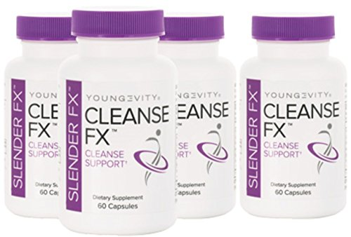 Healthy Colon Cleanse (4 Pack), Youngevity Colon Cleanse Health Supplement. Helps start weight loss