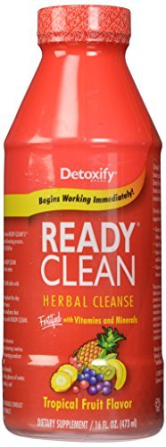 READY CLEAN TROPICAL FRT 16oz (Pack of 3)