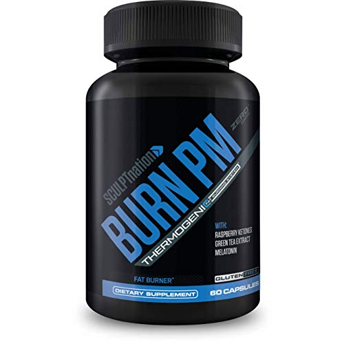 SCULPTnation Burn PM 60 Capsules