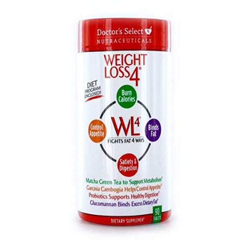 Doctor's Select Weight Loss 4, Tablets 90 ea (Pack of 2)