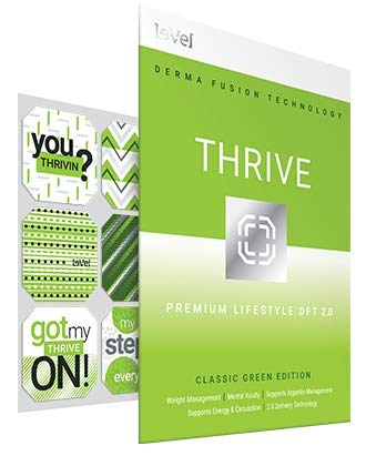 LE-VEL Thrive Green DFT 2.0/30 Patches