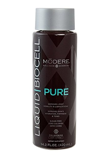 Modere Liquid BIOCELL Pure Natural Collagen with Hyaluronic Acid Improves Joint Discomfort General Health Youthful Skin & Aging