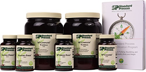 Standard Process - Purification Kit with SP Complete Vanilla and Gastro-Fiber