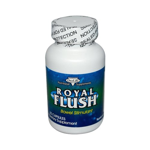 Oxylife Royal Flush, 60 Count