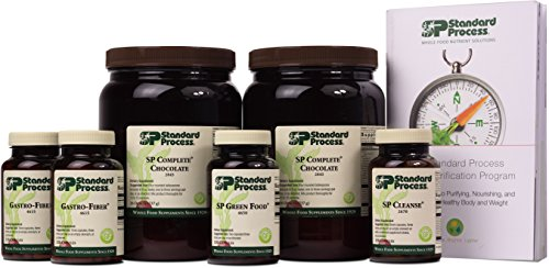 Standard Process - Purification Kit with SP Complete Chocolate and Gastro-Fiber