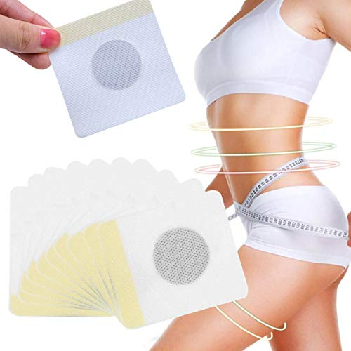 90 Pcs Weight Loss Sticker, TOPNaturePlus Fat Burning Sticker - Best for Waist Abdominal Fat, Quick Slimming