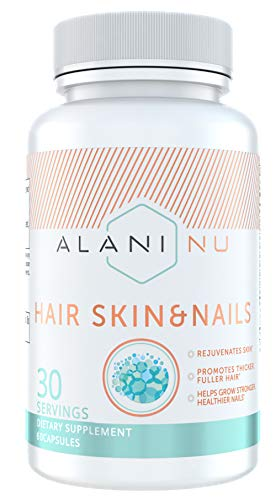 Alani Nu Hair, Skin, and Nail Support Capsules - 30 Servings