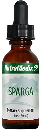 NutraMedix Asparagus Extract Drops - Liquid Sparga Tincture for Detox & Cleansing Support, Herbal Asparagus Supplement (1oz / 30ml)