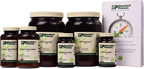 Standard Process - Purification Kit with SP Complete and Whole Food Fiber