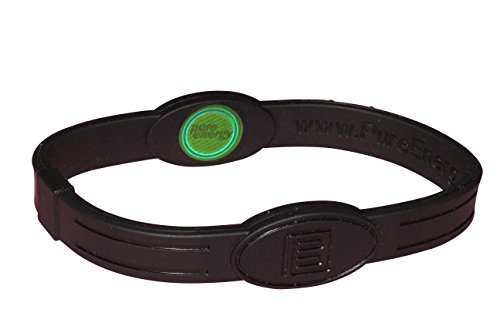 PURE ENERGY BAND - Weight Loss + Energy Band (Medium, Black/Black)
