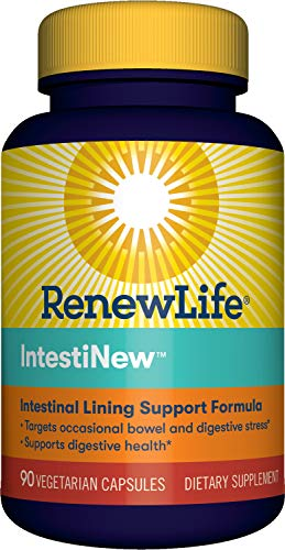 Renew Life IntestiNew Intestinal Lining Support Formula, 90 Capsules