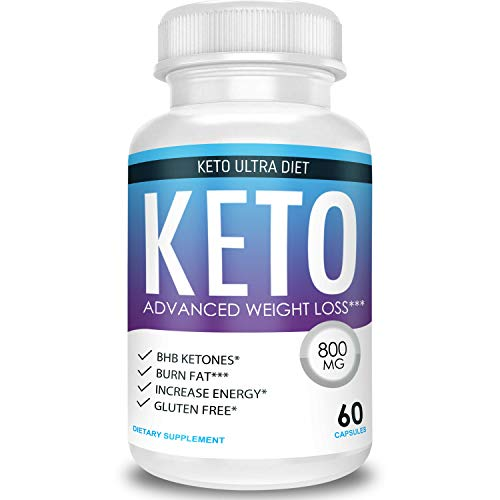 Keto Ultra Diet - Advanced Weight Loss - Ketosis Supplement