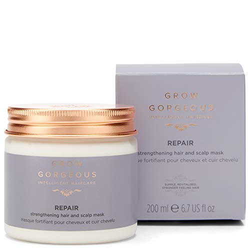 Grow Gorgeous Repair Strengthening Hair & Scalp Mask, 200ml
