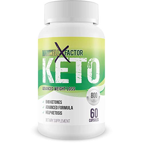 Maxwell Keto X Factor Advanced Weight Loss - Burn Fat Faster in Ketosis - 2 Pack - BHB Accelerated Ketosis - Maxwell Keto Pills The X Factor Keto Diet Secret to Boost Fat Burn and Lose More Weight