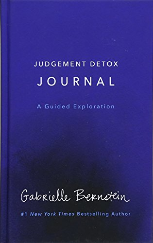 Judgement Detox Journal: A Guided Exploration