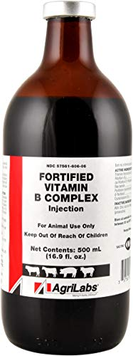 Agrilabs Fortified Vitamin B Complex, 500 mL