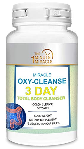 3 Day Total Body Cleanser - Miracle OXY-Cleanse