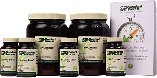 Standard Process - Purification Kit with SP Complete and Gastro-Fiber