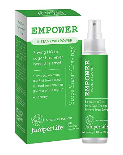 Empower - Stop Sugar Cravings for Weight Loss | Gymnema Sylvestre Carb Blocker to Lose Weight