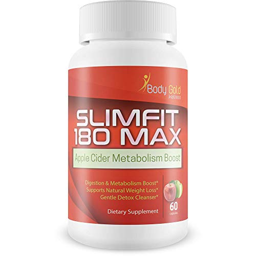 Slimfit 180 Max - Apple Cider Vinegar Pure Blend Diet That Works - Look no Further This dietworks - Apple Cider Vinegar Purely Blended Weight Loss Pills for Women are The Diet Pills That Work Hard!