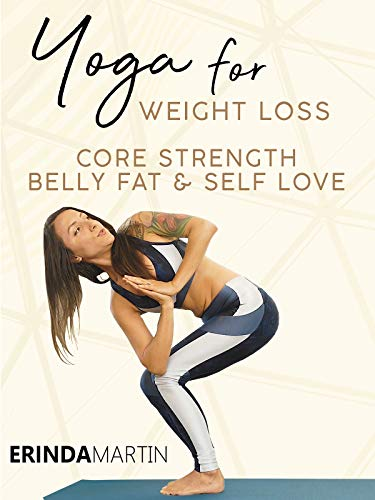 Yoga For Weight Loss - 1 Hour Workout for Belly Fat, Core Strength, and Self Love