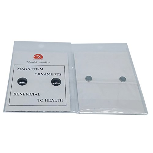 Ochine Magnetic Slimming Earrings Slimming Patch Lose Weight Magnetic Health Jewelry Magnets Of Lazy Paste Slim Patch