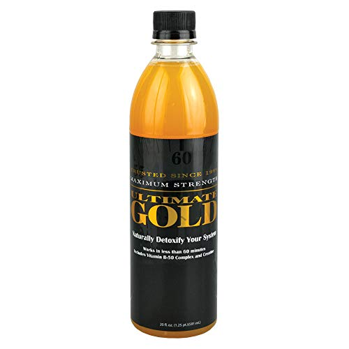 Ultimate Gold Detox 20 oz.