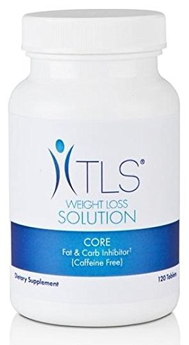 WEIGHT LOSS SOLUTION TLS CORE Fat & Carb Inhibitor caffeine free 120 tables