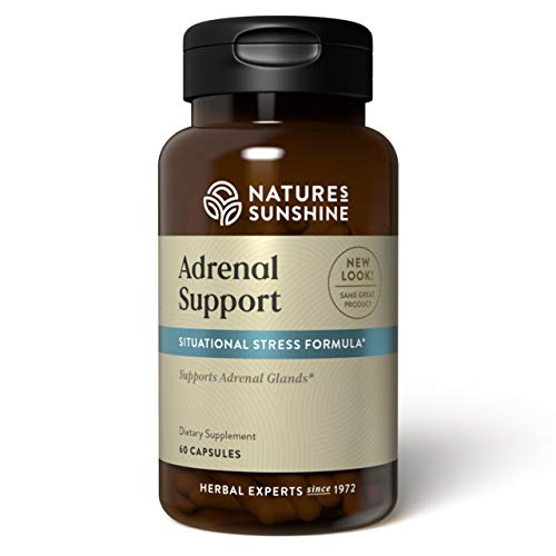 Nature's Sunshine Adrenal Support 60 Capsules