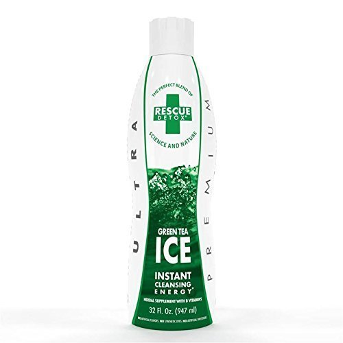 Rescue Detox ICE 32 oz Green Tea by Applied Sciences by Applied Sciences